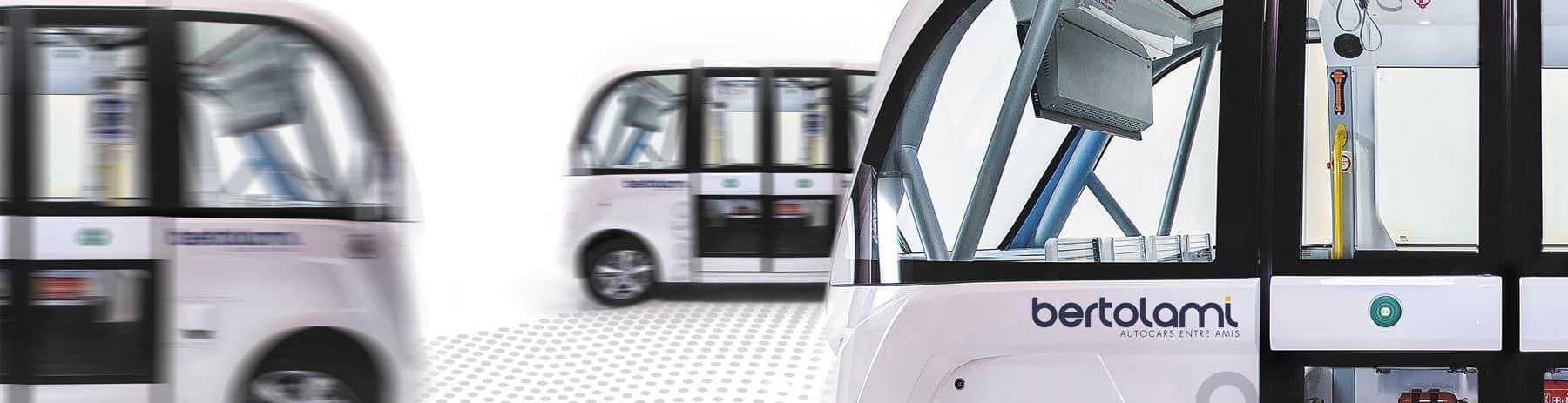 Comment transporter une navette autonome ?