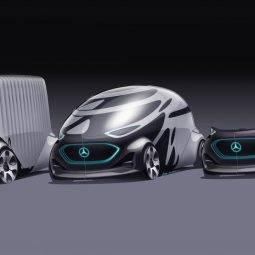 La vision pertinente de Mercedes avec URBANETIC
