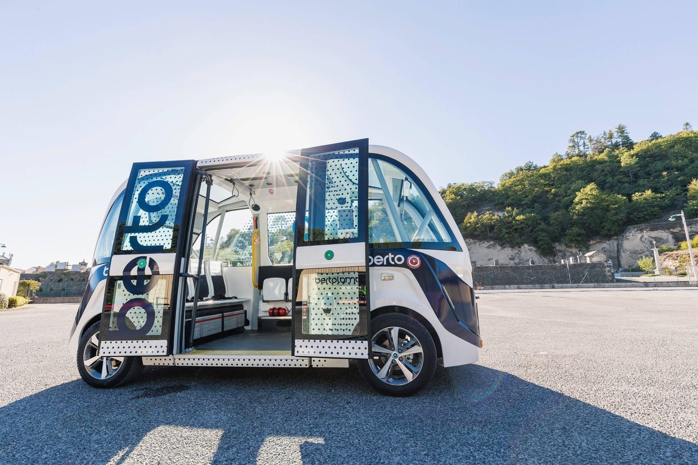 La navette autonome, comment ça marche ?