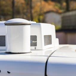 Les antennes GNSS de nos navettes autonomes